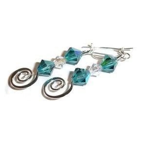 Swarovski earrings swarovski dangles
